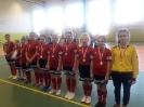 Młodsze dziewczyny mistrzami województwa 2018