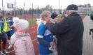 Srebrne medale naszych dziewcząt z SP Miłki-2