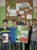 Zbiórka elektrośmieci w Szkole Podstawowej w Miłkach