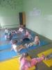 Gimnastyka u Smerfów